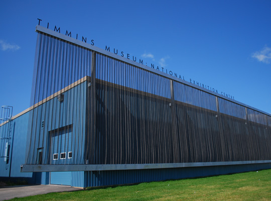 timmins museum and national exhibition centre