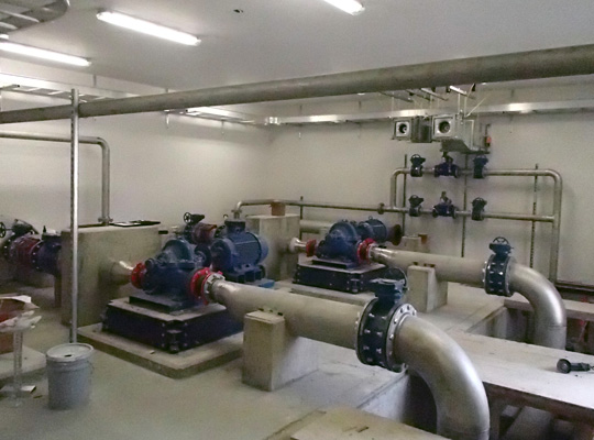 serpent river first nation water treatment system