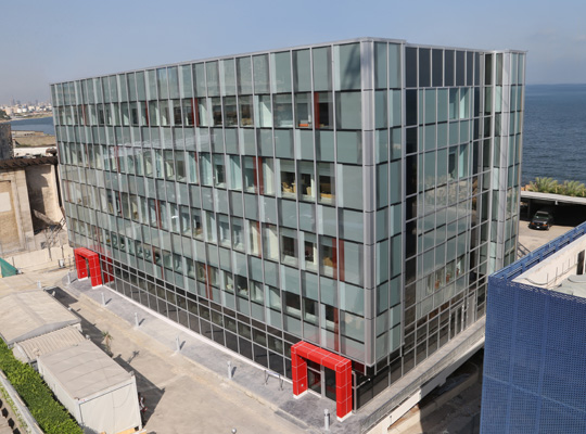 Embassy of Canada to Lebanon – Façade Hardening Concept Design and ...